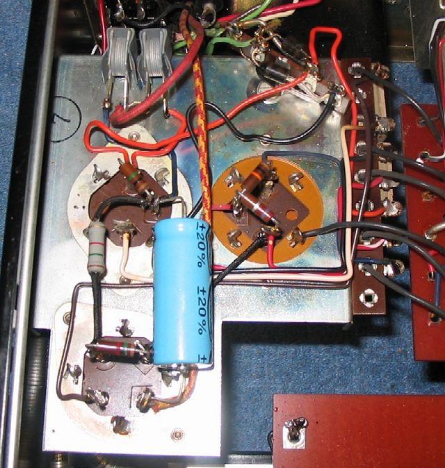 NOS Valves - Tube Amplifier Repair - McIntosh C22 Rebuild