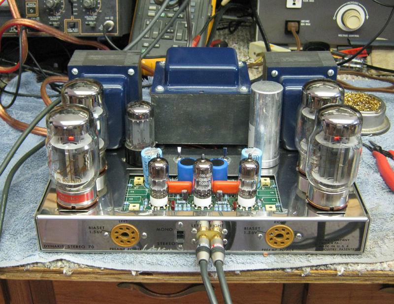 NOS Valves: Vintage Tube Amplifiers For Sale